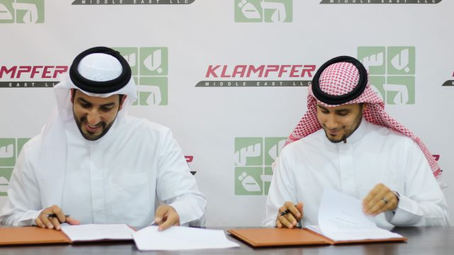 Media Archive: KBW Investments and Basma Group Sharjah sign two strategic agreements