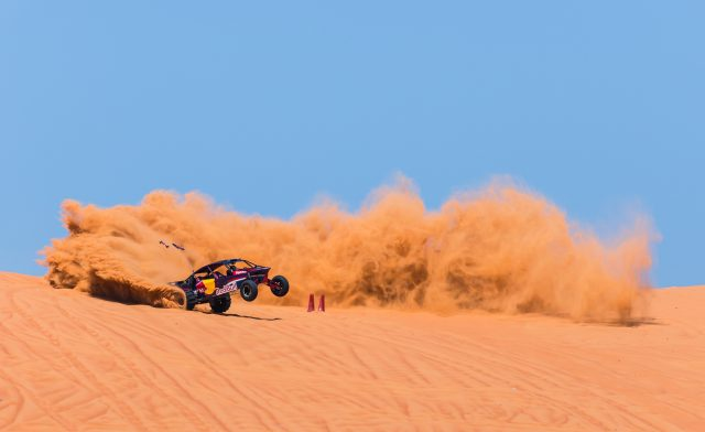 Aljada, Sharjah's newest address, gears up to host first-ever Red Bull Torque in December