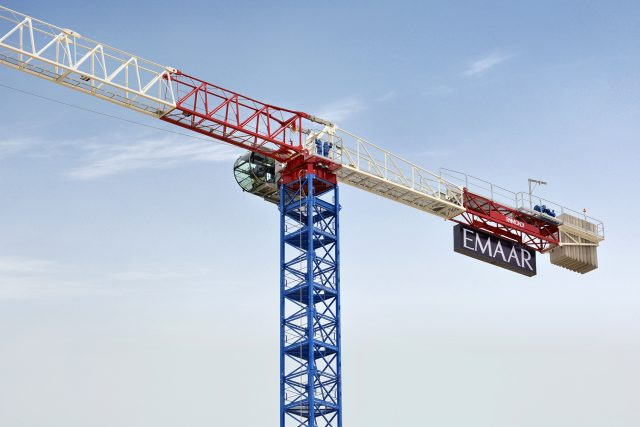 Nurol Construction puts five new Raimondi cranes to work across two Dubai jobsites